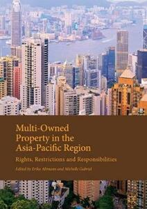 Multi-Owned Property in the Asia-Pacific Region: Rights, Restrictions and Responsibilities - cover