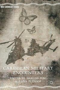 Caribbean Military Encounters - cover