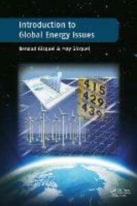 Introduction to Global Energy Issues - Renaud Gicquel,May Gicquel - cover