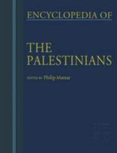 Encyclopedia of the Palestinians - cover