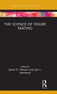 The Science of Figure Skating - cover