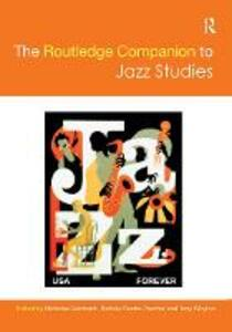 The Routledge Companion to Jazz Studies - cover