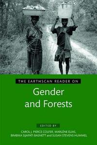 The Earthscan Reader on Gender and Forests - cover