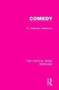 Comedy - Moelwyn Merchant - cover