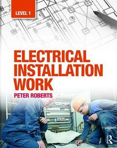 Electrical Installation Work: Level 1 - cover