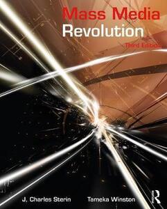 Mass Media Revolution - J. Charles Sterin,Tameka Winston - cover