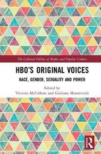 HBO's Original Voices: Race, Gender, Sexuality and Power - cover