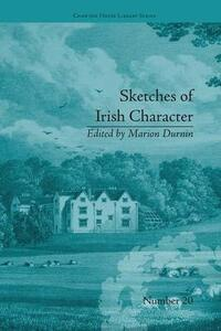 Sketches of Irish Character: by Mrs S C Hall - Marion Durnin - cover