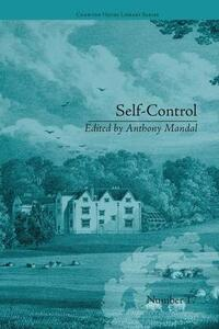 Self-Control: by Mary Brunton - Anthony Mandal - cover
