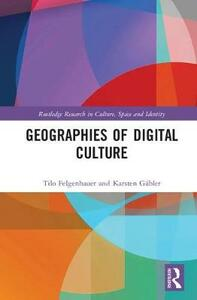 Geographies of Digital Culture - cover