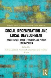 Social Regeneration and Local Development: Cooperation, Social Economy and Public Participation - cover
