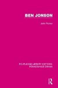 Ben Jonson - John Palmer - cover