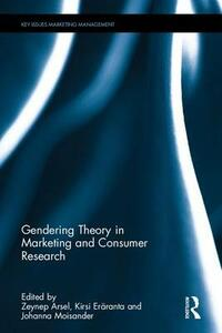 Gendering Theory in Marketing and Consumer Research - cover