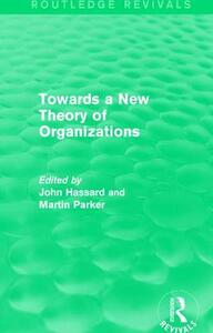 : Towards a New Theory of Organizations (1994) - cover