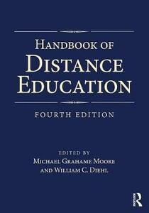 Handbook of Distance Education: Second Edition - cover