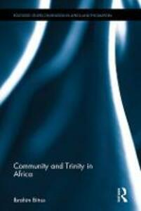 Community and Trinity in Africa - Ibrahim S. Bitrus - cover