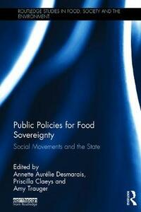 Public Policies for Food Sovereignty: Social Movements and the State - cover