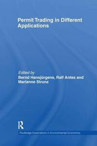 Permit Trading in Different Applications - cover