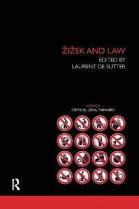 Zizek and Law - cover