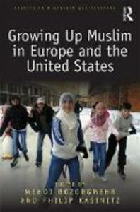 Growing Up Muslim in Europe and the United States - cover