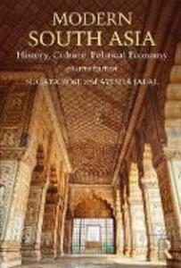 Modern South Asia: History, Culture, Political Economy - Sugata Bose,Ayesha Jalal - cover