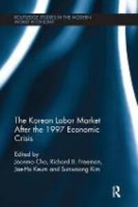The Korean Labour Market after the 1997 Economic Crisis - cover