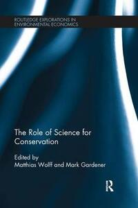 The Role of Science for Conservation - cover