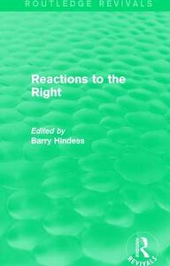 : Reactions to the Right (1990) - cover