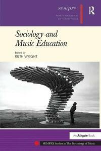 Sociology and Music Education - cover