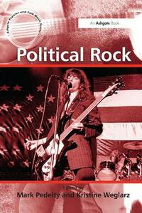 Political Rock - Kristine Weglarz - cover