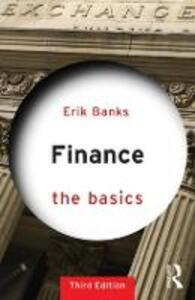 Finance: The Basics - Erik Banks - cover