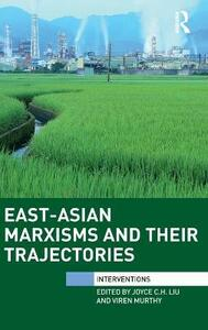 East-Asian Marxisms and Their Trajectories - cover