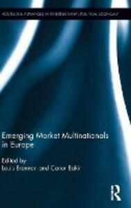 Emerging Market Multinationals in Europe - cover