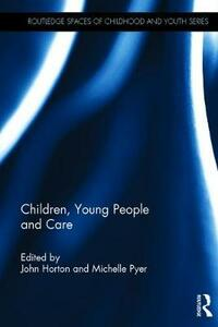 Children, Young People and Care - cover