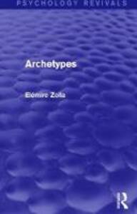 Archetypes - Elemire Zolla - cover
