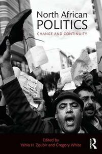 North African Politics: Change and continuity - cover