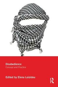 Disobedience: Concept and Practice - cover