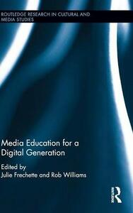 Media Education for a Digital Generation - cover