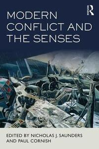 Modern Conflict and the Senses - cover