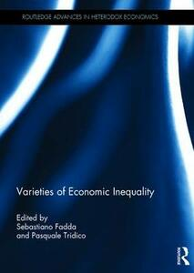 Varieties of Economic Inequality - cover