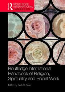 The Routledge Handbook of Religion, Spirituality and Social Work - cover