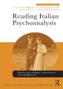 Reading Italian Psychoanalysis - cover
