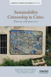 Sustainability Citizenship in Cities: Theory and practice - cover