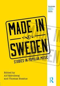 Made in Sweden: Studies in Popular Music - cover