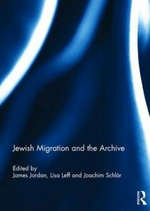 Jewish Migration and the Archive - cover