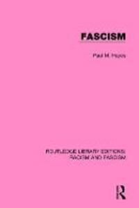Fascism - Paul M. Hayes - cover