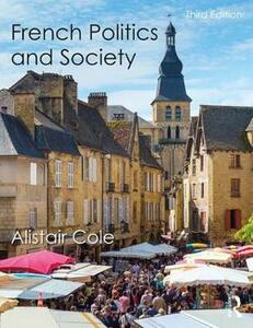 French Politics and Society - Alistair Cole - cover