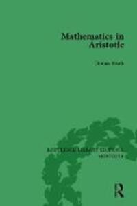 Mathematics in Aristotle - Thomas L. Heath - cover