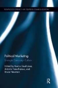 Political Marketing: Strategic 'Campaign Culture' - cover