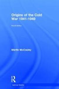 Origins of the Cold War 1941-1949 - Martin McCauley - cover